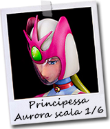 Principessa Aurora scala 1/6